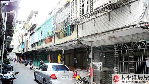 超值收租七套房透天,新北市泰山區泰林路二段