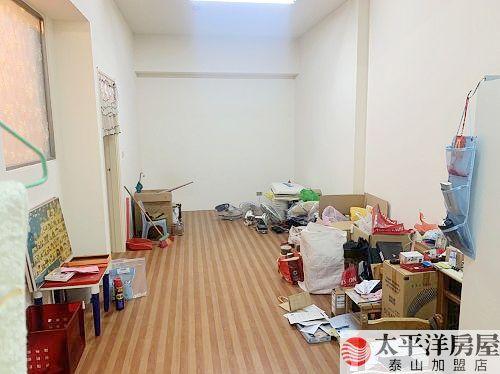 泰山買房賣屋皇家稀有一樓,新北市泰山區明志路一段