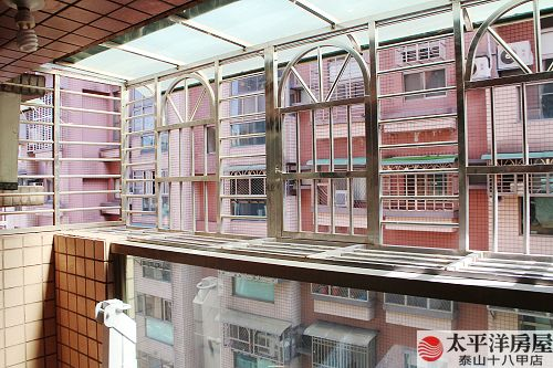 低公設3房,新北市泰山區泰林路二段